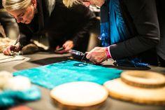 Swiss carpet manufacturer Ruckstuhl at the Designer's Saturday 2016 in Langenthal, Switzerland. Carpet Manufacturers, Natural Materials, Ds, Rugs On Carpet, Switzerland, Designers