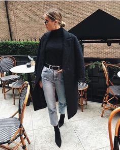Chic outfit ideas for winter Chic outfit ideas for winter Winter Fashion Outfits, Fall Winter Outfits, Look Fashion, Autumn Winter Fashion, Fashion Models, Fashion Trends, Fall Fashion, New York Winter Outfit, Fashionista Trends