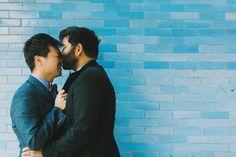 urban gay engagement session san francisco