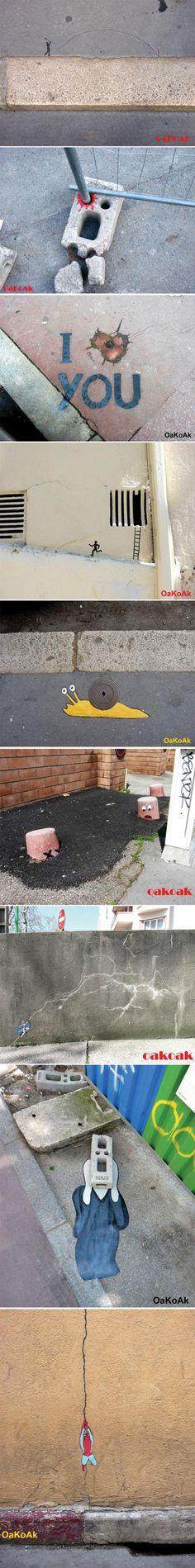 street art creatif