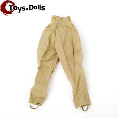1/6 Military Accessories WWII German Soldier Female Sand Pants     awesome #toys #Geek     FREE Shipping Worldwide    Price: $10.78 Discount from 14.38    #anime #toys #Geek