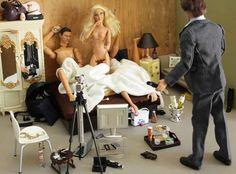 Barbie goes apeshit – Trashy Photos by Mariel Clayton | Ufunk.net