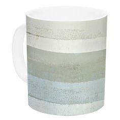 East Urban Home Invent by CarolLynn Tice 11 oz. Ceramic Coffee Mug