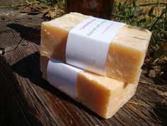 Beer Soap made with Corona Beer. $5.25, via Etsy.