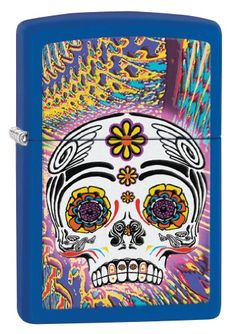 Zippo Day of the Dead Pocket Lighter -- Find out more about the great product at the image link.