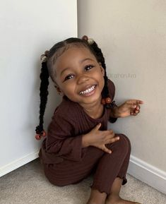 Cute Mixed Babies, Cute Black Babies, Black Baby Girls, Beautiful Black Babies, Cute Little Baby, Pretty Baby, Cute Baby Girl, Beautiful Children, Cute Babies