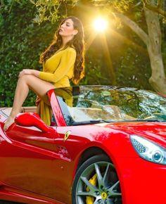 Heiße und sonnige Tage kommen – Dress Models Cars and girls # hot Hot & Luxury Sports Cars, Porsche 912, 3008 Peugeot, Peugeot 206, Sexy Cars, Hot Cars, Car And Girl Wallpaper, Woman In Car, Bus Girl