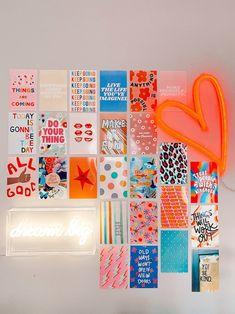 The Positivity Print Pack Dorm Room Bedroom Wall Art VSCO   Etsy