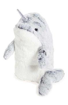 Aurora World Toys Narwhal Stuffed Animal