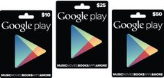 Buy a gift card at a store near you and give the latest entertainment for Android devices and more. Get Gift Cards, Itunes Gift Cards, Apps, Carte Cadeau Itunes, Playstation, Google Play Codes, Gift Card Generator, Best Stocking Stuffers, Android