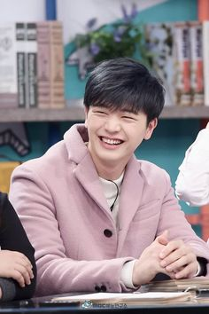 That smile :) #BTOB #Sungjae
