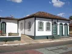 Casario, Pirenopolis, brazil