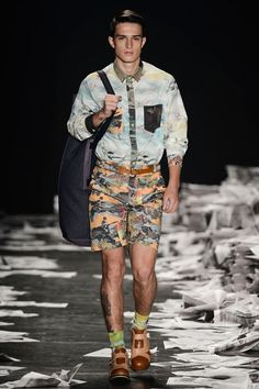 Alexandre Herchcovitch Masculino S/S 2013