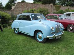 Austin Somerset A40 1953. Maintenance of old vehicles: the material for new cogs/casters/gears/pads could be cast polyamide which I (Cast polyamide) can produce. My contact: tatjana.alic14@gmail.com