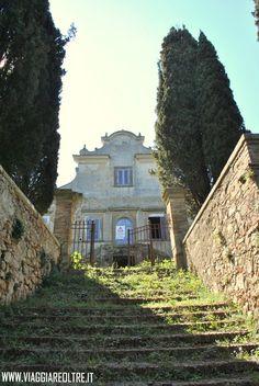 Villa Mirabella Gabbro, Livorno, Toscana, Italia (XVIII sec.)