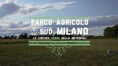PARCO AGRICOLO SUD MILAN, ITALY by COLTO. Le cose viste dall'alto hanno tutta un'altra prospettiva.