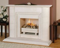 Fit electric fire and