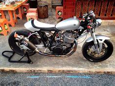 Yamaha SR Cafe Racer - RocketGarage