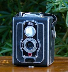 Vintage Tower Twin lens reflex Style 120 Film by CanemahStudios