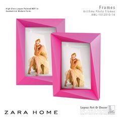 Geometric Phoro Frame from Armin Magat Lopez : Home Designer
