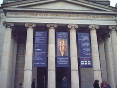 The Pushkin Museum near the Novokuznetskaya metro station.  I enjoyed my time at the Tretyakov Gallery more, but I'm very glad that I was able to spend some time at the Pushkin as well.