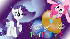 My Little Pony Stop Motion: Life of The Party