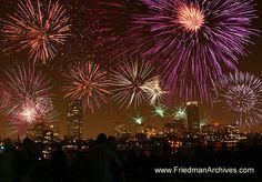 july 4th fireworks boston 2012