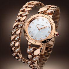 Catene Bvlgari Woman Watch - womens big face watches cheap, bracelet watches for womens, designer watches womens Bvlgari Watches, Armani Watches, Luxury Watches, Trendy Watches, Cute Watches, Watches For Men, Nixon Watches, Ladies Watches, Wrist Watches