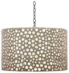 Oly Studio Meri Drum Shade - eclectic - lamp shades - Candelabra. love this shade...not for $2500 tho :(