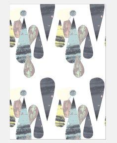 Drops Art Print by Nynne Rosenvinge