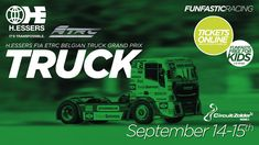 The FunFastic Circuit Trophy Truck, Grand Prix, Circuit, Racing, Trucks, Kids, Children, Boys, Auto Racing