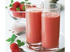 Batido proteico de frutos rojos | Adelgazar – Bajar de Peso