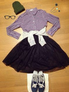 ミニからロングまで!ふんわり可愛い『チュールスカート』の参考コーデ - NAVER まとめ Skirts, Nice, Colors, Closet, Fashion, Moda, Armoire, Fashion Styles, Cabinet