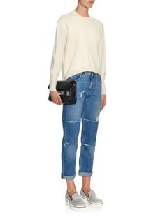 Stella McCartney Kimmie low-rise jeans
