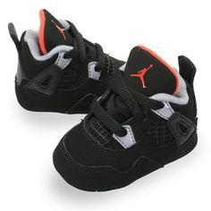 These shoes are sooooooooo cute! Cute Baby Shoes, Baby Boy Shoes, Crib Shoes, Cute Baby Clothes, Toddler Shoes, Baby Boy Outfits, Kids Outfits, Boys Shoes, Baby Jordan Shoes