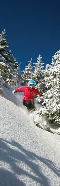 This resort was the No. 2 ski area in the East for 2015. Find out who was No. 1. #ResortGuide