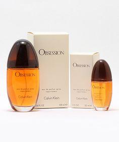 Look what I found on #zulily! Obsession 3.4-Oz. & 1-Oz. Eau de Parfum #zulilyfinds