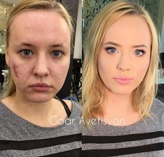 Ces 29 visages vous obligeront à vous méfier des femmes maquillées !