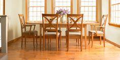 Vermont Woods Studios Nantucket Dining Chairs
