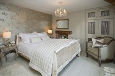 Moorland View Cottage Bedroom by Boutique Escape