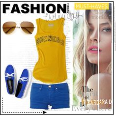 """Milwaukee Brewers Tank Top 