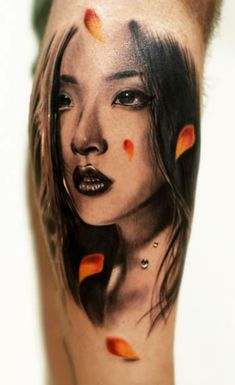 Tattoo Artist - Silvano Fiato   Tattoo No. 6175
