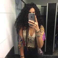 """""""Allegra"""" Long Curly Wig With Brown Highlights Dreads, Dread Braids, Human Hair Lace Wigs, Curly Wigs, Hipster Indie, Curly Hair Styles, Natural Hair Styles, Hippie Hair, Pelo Natural"""