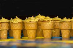 Quequitos en cono…  exc idea y deliciosa