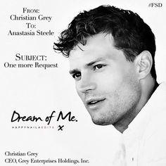 Dream of me ❤️