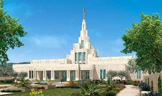 Phoenix Arizona Mormon Temple