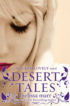 #CoverReveal Desert Tales  by Melissa Marr. Expected publication: December 18th 2013 by HarperCollins
