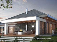 Monet 3 A House Outside Design, Small House Design, Modern Properties, Dream Beach Houses, House Landscape, House Elevation, Exterior House Colors, Concrete Patio, Modern Exterior