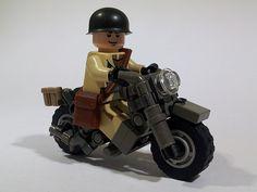 Indian 841 US Motorbike WW2 | My ww2 US motorbike..had to co… | Flickr