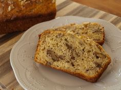 Banana and Walnut Loaf by tastyshoestring.com